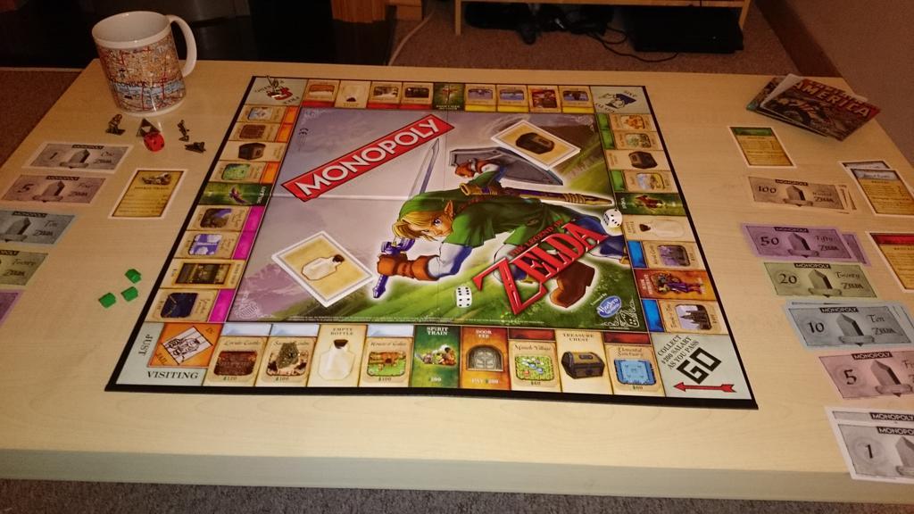RT @IloveApple24: I lost at Zelda Monopoly last night :( @jessamyn18 http://t.co/5qeaNvwaM2
