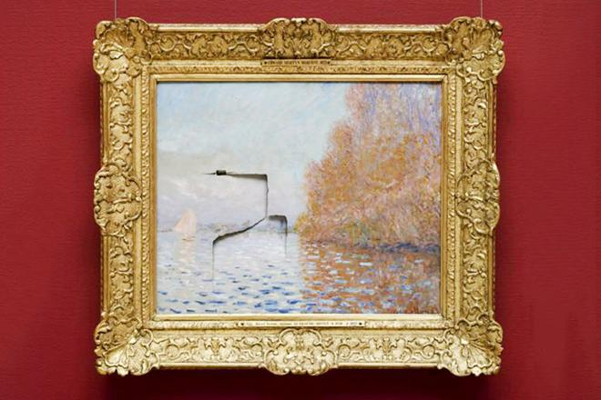 Punch a $12,000,000 Monet painting and get a 5-year jail sentence. This guy: http://t.co/K4Kven3HUa ★ http://t.co/4v67K1BHGp