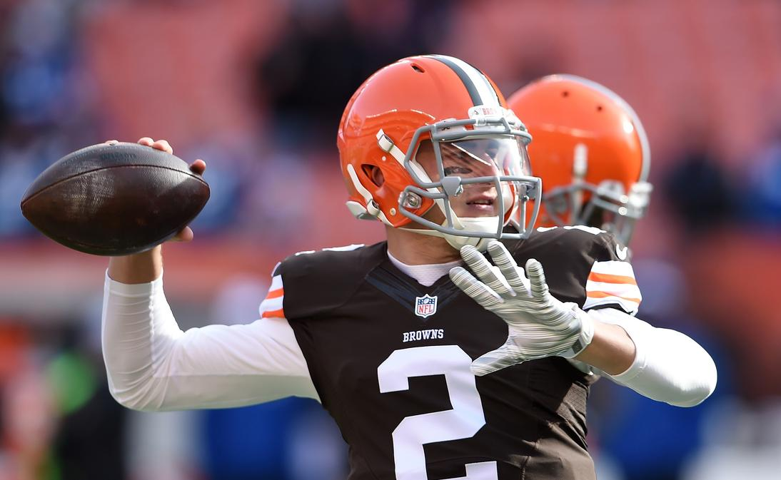 Is it time for Manziel to take over in Cleveland?   RT for YES FAV for NO http://t.co/11RHYj7LSI http://t.co/44CJGyUkGd