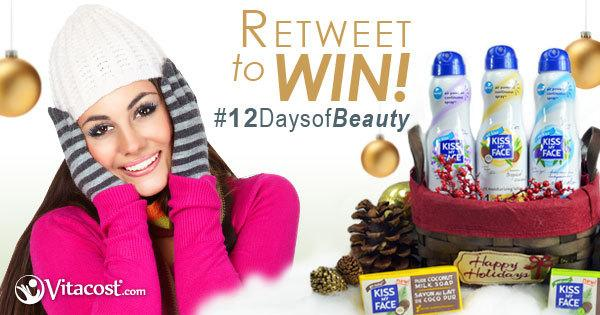 #12DAYSOFBEAUTY RT to #WIN a @ilovekissmyface Gift Set! Contest ends 12/9/14 at 9am EST. - http://t.co/bEXzwCwNF8 http://t.co/GxaeK8Gg8h