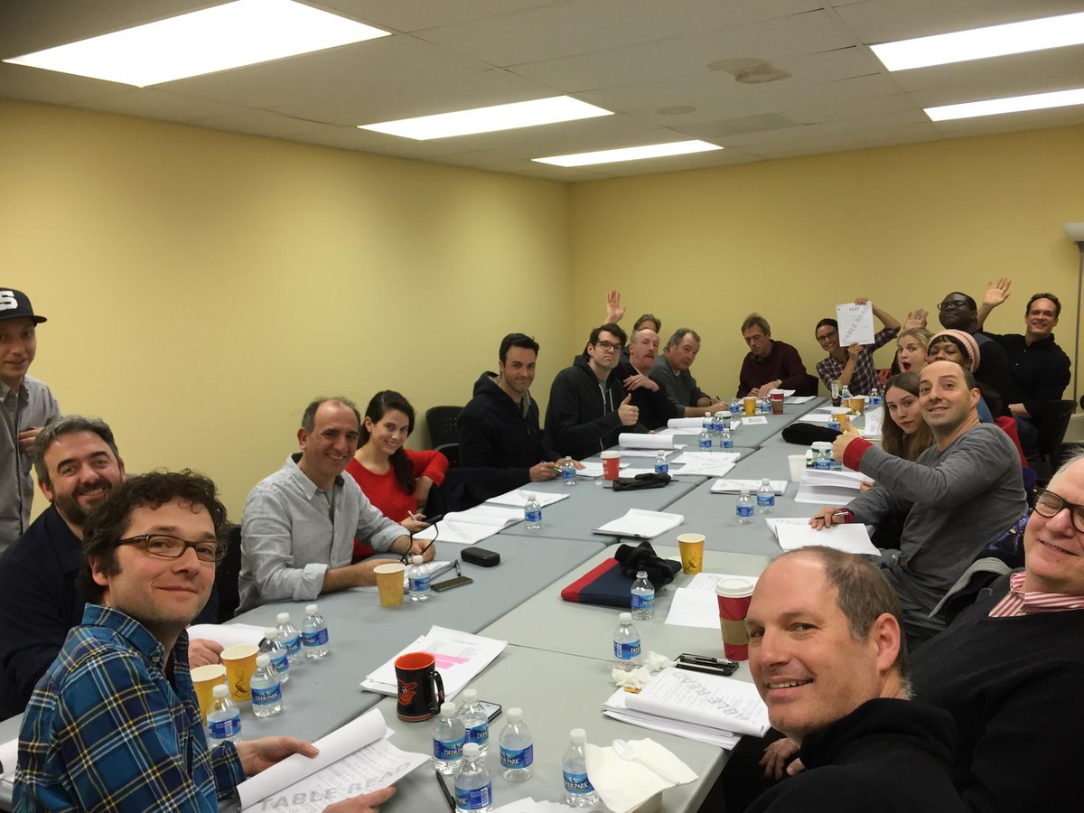 #Veep readthrough for episode ten. Last of the season! http://t.co/Pob6OWf7hh