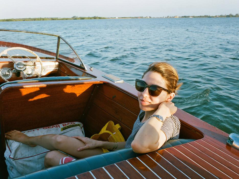 Filmmaker Sofia Coppola gives us an intimate peek at her vacation getaway in Belize:
