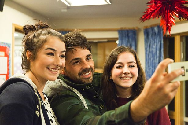 Will @Bhaenow win @TheXFactor? He was certainly a hit at @SSChospices! http://t.co/1jcuNGkFm1 @Tog4ShortLives http://t.co/Z7aIYEW9Be
