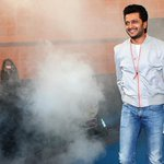 RT @iptl: .@Riteishd, our chair umpire for the evening!   #BreakTheCode http://t.co/6hHbwUbYeC