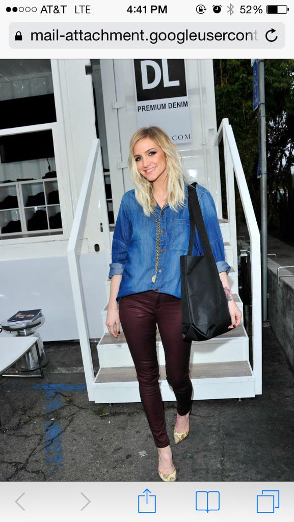 Love the #SmartDenim by @DL1961jeans