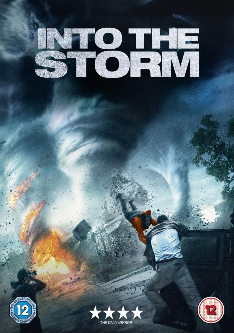 INTO THE STORM blows onto Blu-ray and DVD on 15 DECEMBER and we have 3 DVDs to be WON! RT to ENTER #IntoTheStorm http://t.co/ZlMAj4bzxs