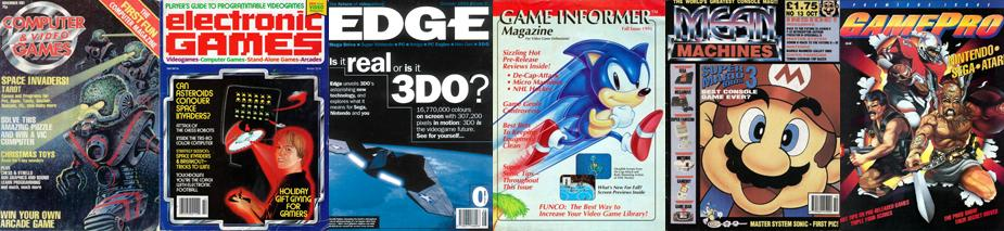 I wrote a brief history of games journalism. Lots of nostalgia for oldschool magazine lovers. http://t.co/hJWme4Plmq http://t.co/tmudxnoh8B