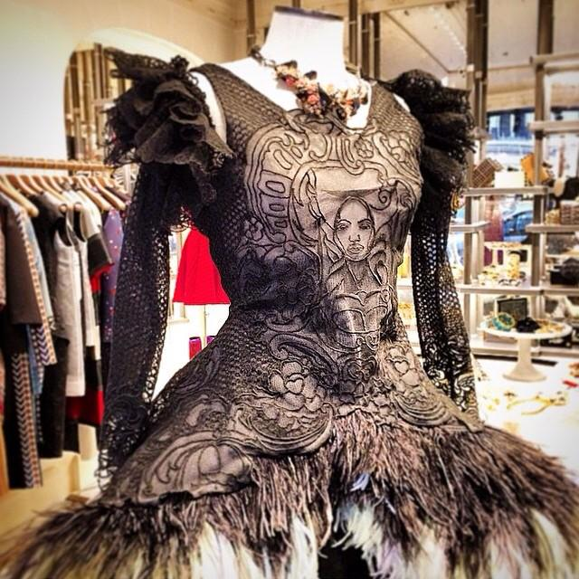 #Sorapol SS15 Couture now being sold at Les Suites Boutique 47 rue Pierre Charron, 75008 Paris http://t.co/KdL8HX9wKb http://t.co/AH8b6B8Ai6