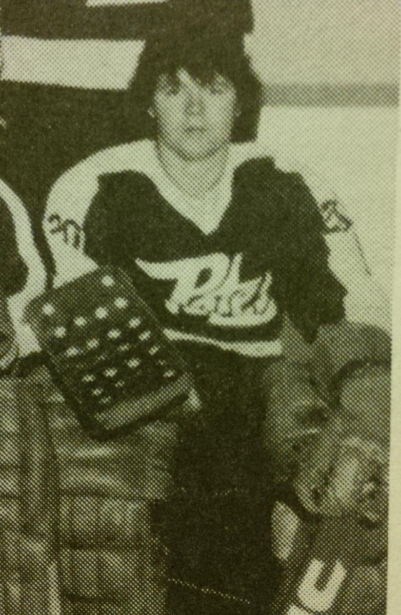 Mark Evans picked up 33 wins and 3 shut-outs with the Petes between 1980-1983. He was a good guy and will be missed. http://t.co/YY8fKY0Ky8