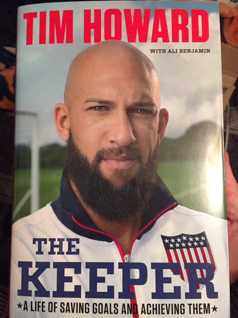 Can't wait to read this @TimHowardGK book!!!!! http://t.co/VmfLadhu4P