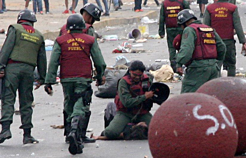 """""""@LeandroMDF: Sanciones de EEUU contra funcionarios del regimen venezolano son por esto: http://t.co/KHlIdsYDn7"""" guardia del pueblo"""