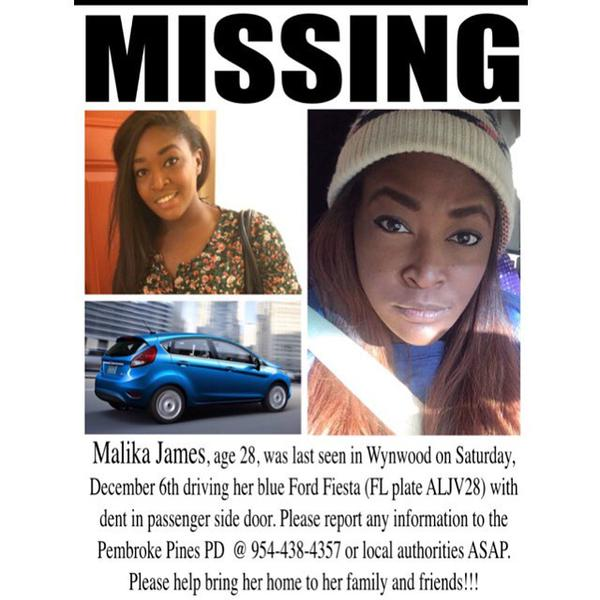 MISSING MIAMI WOMAN - Last Seen Wynwood/Downtown Miami During Wynwood PLS RT @RickPartyShow @JAWANNBC6 @SUPACINDY http://t.co/JoxkN74Vwr