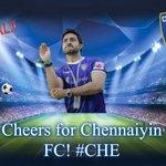 RT @aaratiii: Its the match day @ChennaiyinFC! @juniorbachchan @IndSuperLeague #CHE #LetsFootball  Want to hear the shout :)