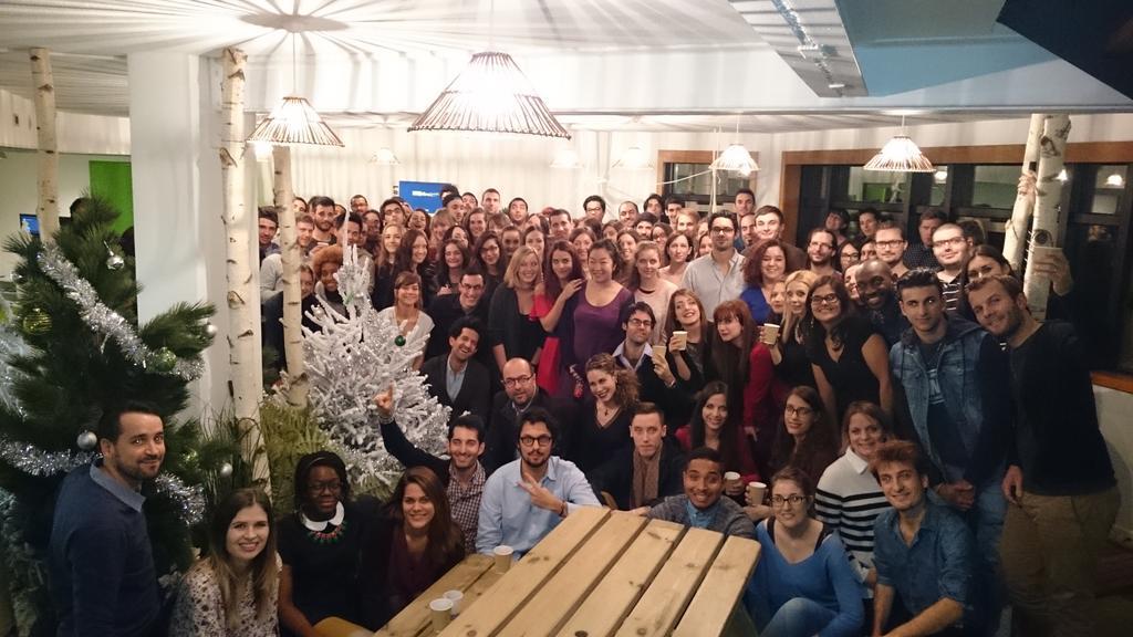 La team #melty pour notre Christmas Party 2014 depuis notre prairie ;) Merci pour votre confiance ! #meltygroup http://t.co/5QDUGmUY5G
