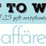 #KCRW2015 participant @affarekc is giving YOU the chance to win a $25 gift certificate! RT to enter, ends Dec 19. http://t.co/pn4k2nBTF9