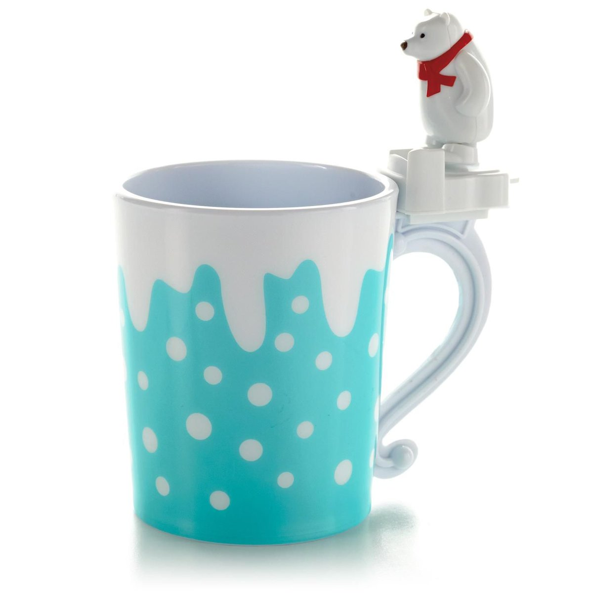 Marshmallow-kickin' polar bear? Yes, please! RT 4 chance to #win this #Northpole bear mug: http://t.co/vEp2rG4chF http://t.co/oaswPBxQCD