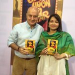 Happy to launch Gajra Kottary's novel Once Upon A Star. Please go and buy a copy from a nearest book store.:) http://t.co/WGQzHCvE33
