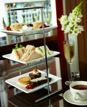 We are giving away Afternoon Tea for two at the @cavendish_hotel. Simply follow us and the hotel then RT to win! http://t.co/tFU9WE9fBZ