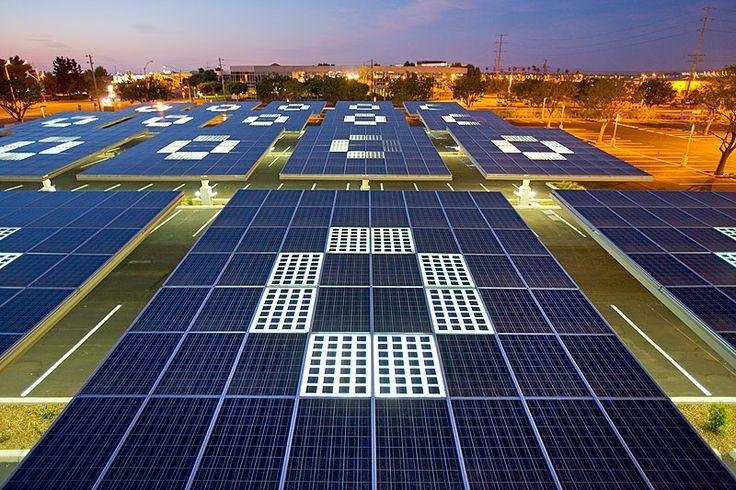 O, o, o, niet meer tanken maar gewoon parkeren en opladen doe je zo... #zonnepanelen & #EV @egearnews @wardbosmans http://t.co/PIY5pFl810