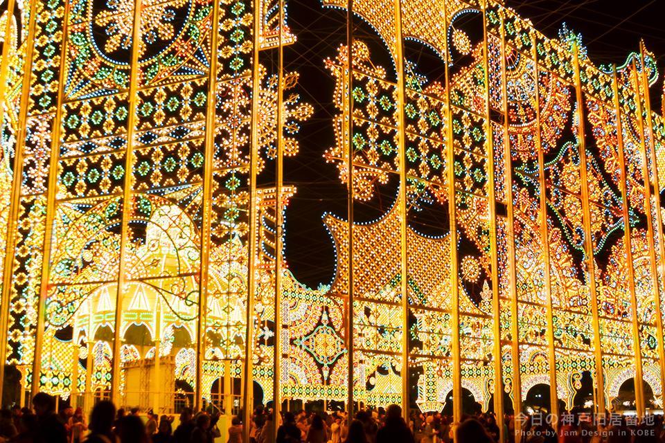 今日の神戸ルミナリエ。 http://t.co/MmbeOAkejH
