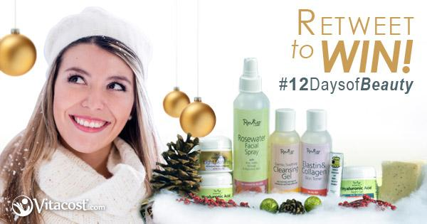 #12DAYSOFBEAUTY RT to #WIN a @RevivaLabs Gift Set! Contest ends 12/10/14 at 9am EST. - http://t.co/fmQoyaHFm5 http://t.co/8jw7WiW1Jn