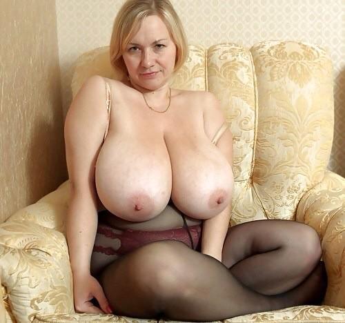 Фото большие груди русские