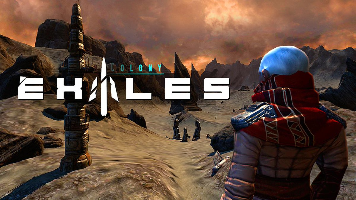 Already ?! RT @CM_Games: Exiles is coming to Android devices in 9 days! #gamedev #androidgames #scifi #rpg http://t.co/Xb5QCNK47D