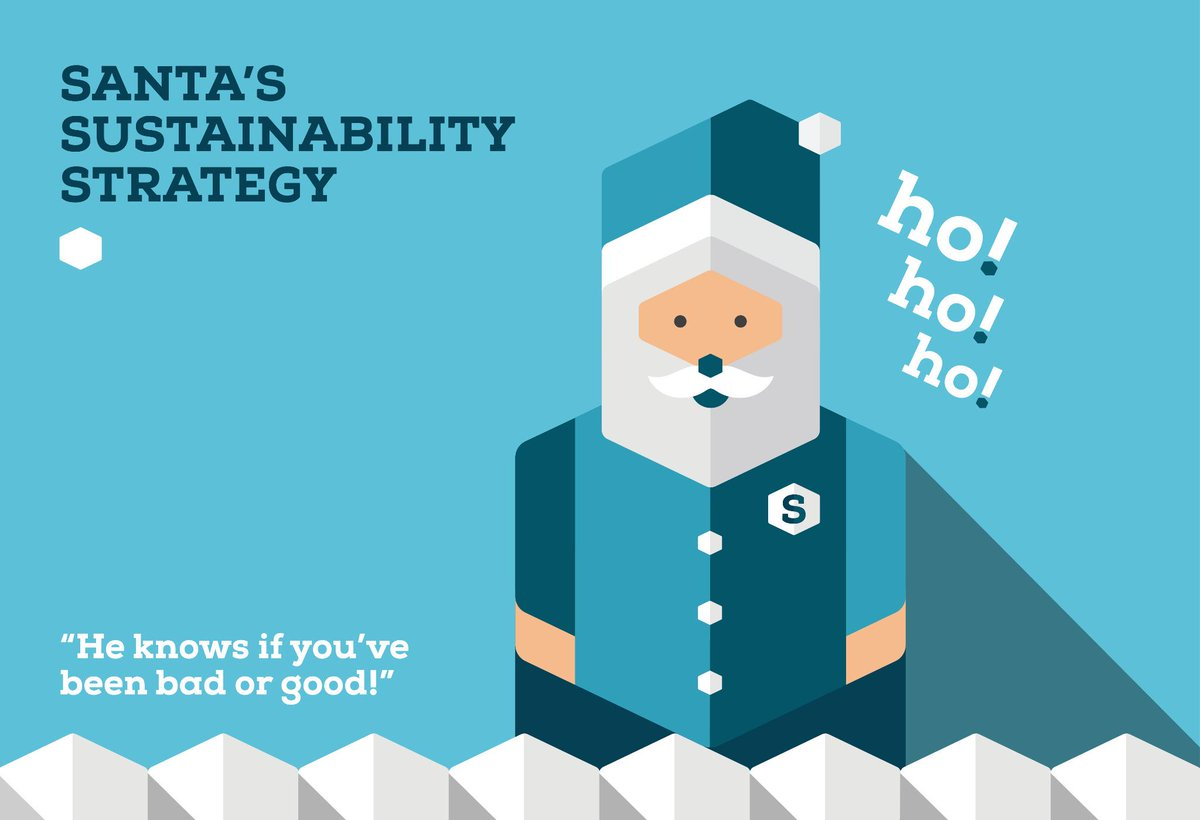 It's time for a #SustainableSanta! http://t.co/o9naCzvHYO http://t.co/HVaqp6fKAi