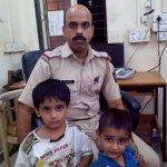 RT @PandeyJaideep: Two small children found at 90 feet road Kandivali east, #Mumbai.Help in finding parents @ShashiTharoor http://t.co/MU2z…