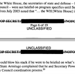"""RT @dnvolz: Colin Powell not briefed on CIA interrogation methods because he would """"blow his stack"""" http://t.co/3QUm9btB0O"""