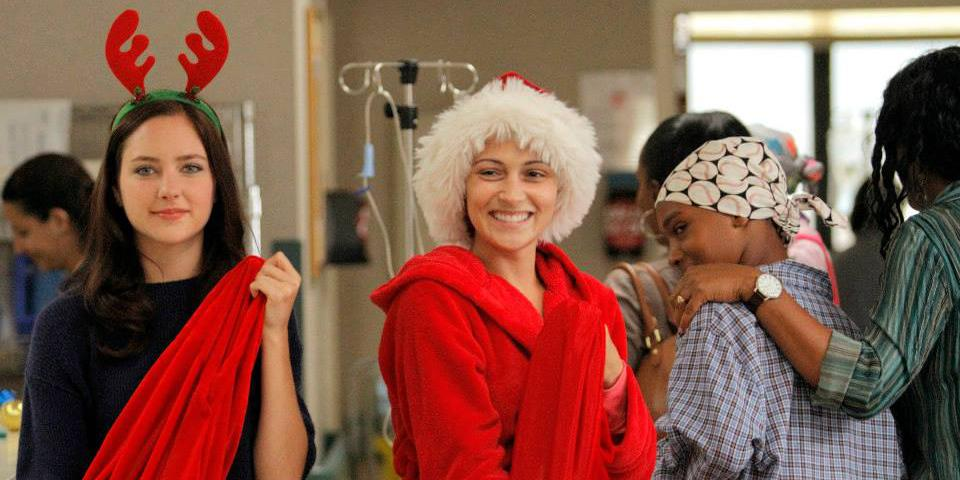 The @ChasingLifeABCF Christmas Special airs tonight at 9/8c! Are you going to watch? #ChasingLife http://t.co/qmESxftm2j