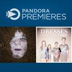 Enjoy new albums from @wearesullivan and @dressestheband now streaming on #PandoraPremieres http://t.co/RjqqNAv2Yl http://t.co/eEg0nPPGgw