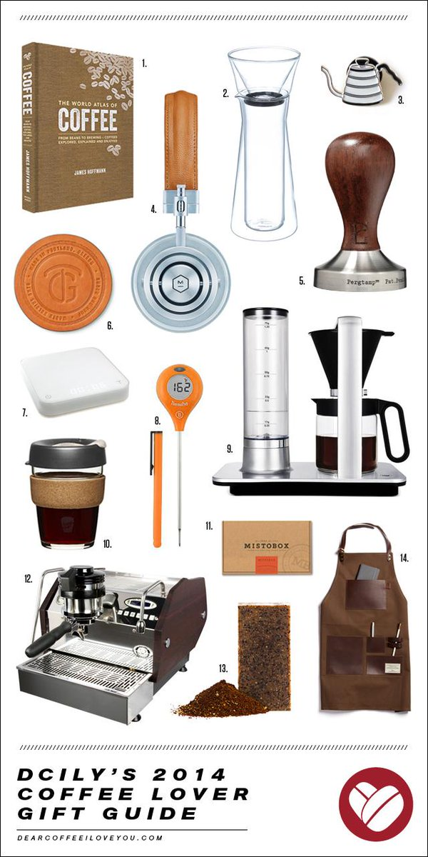 DCILY's Coffee Lover Gift Guide 2014 is now available for your shopping inspiration needs. http://t.co/Z90V5Qa9Q7 http://t.co/2sw3NUCBXN