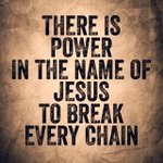 RT @DeVonFranklin: Maximize ur potential & acknowledge the chain holding u back! U have power in the name of Jesus to break them today! htt…