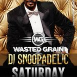 #DJSNOOPADELIC live @Wasted_Grain AZ 12/20 !! Be there ! http://t.co/gNtv8LGifX