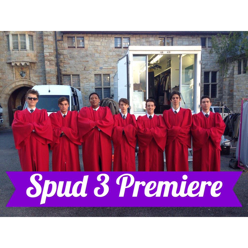 *NEW VIDEO* EXCLUSIVE SPUD 3 PREMIERE  http://t.co/rxAn3mxIAY RT if you enjoy watching! http://t.co/24miH1BZ5u