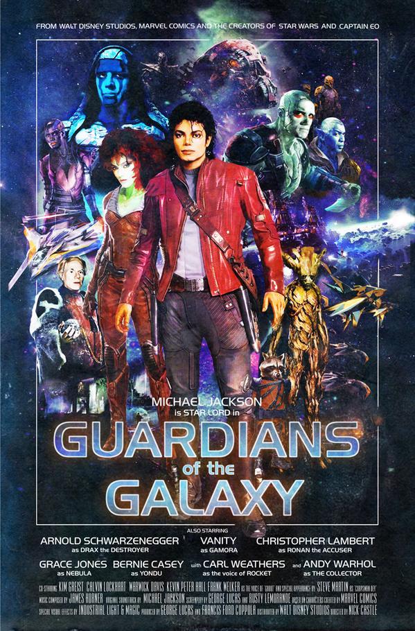 . @horasperdidas: Qué cosa más bonita. Guardianes de la Galaxia, años 80 - via @ToilesHeroiques http://t.co/Yaj04vn0iv *_*
