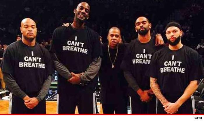 Jay Z, Kevin Garnett & LeBron James'