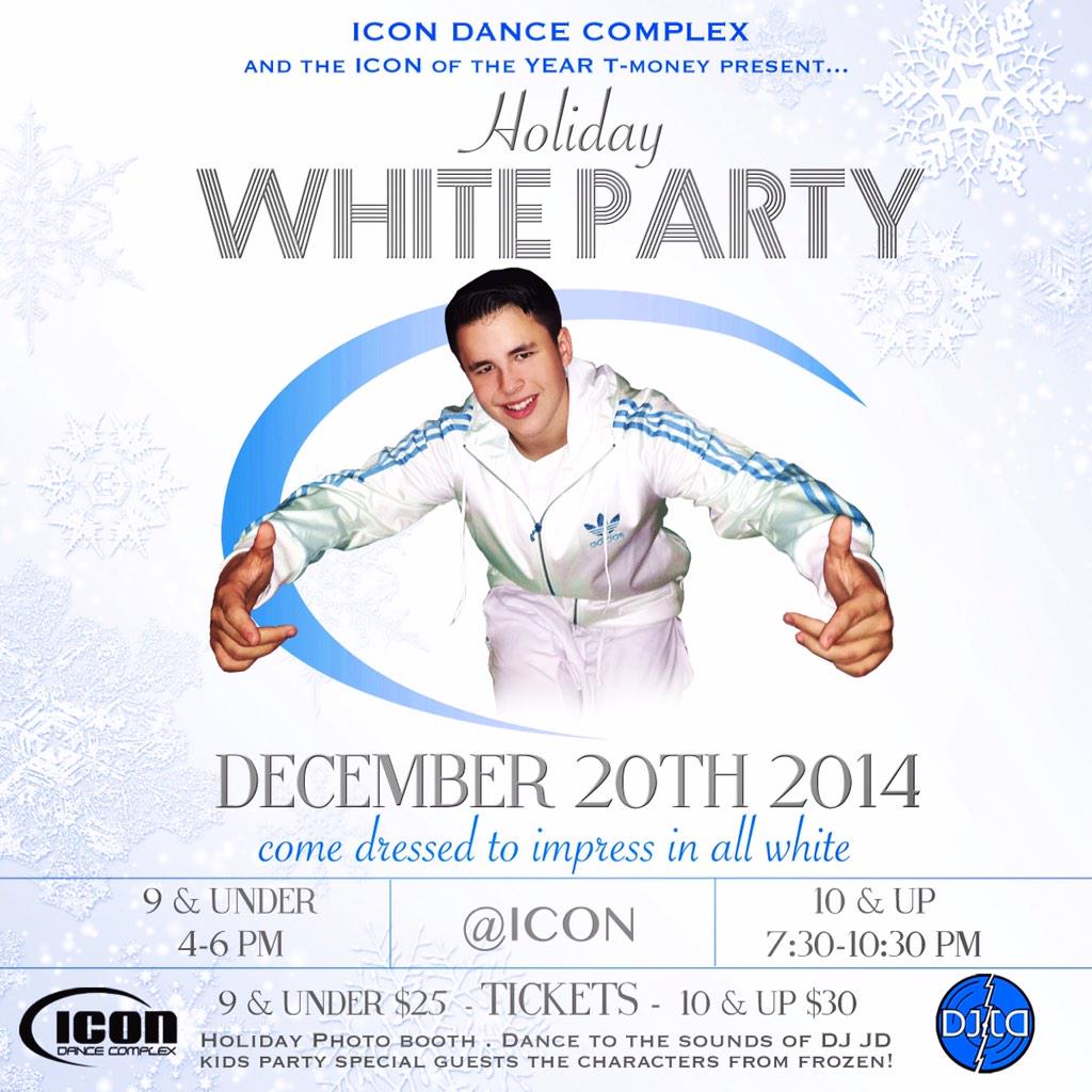 ICON of the Year @ThomasTMoney presents the 2014 ICON Holiday Party with DJ @JADONOF221 !! http://t.co/3j2AK8SlwW