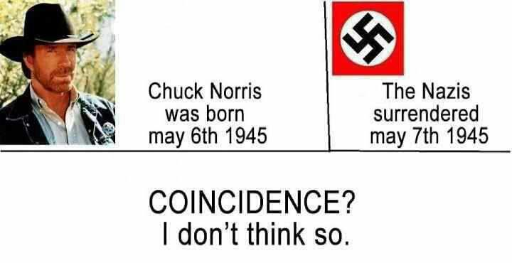 Coincidence: http://t.co/hxLk5JQrzw