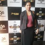RT @ags_cinemas: @gayathriraguram  @ags_cinemas for #VaiRajaVai #AudioLaunch