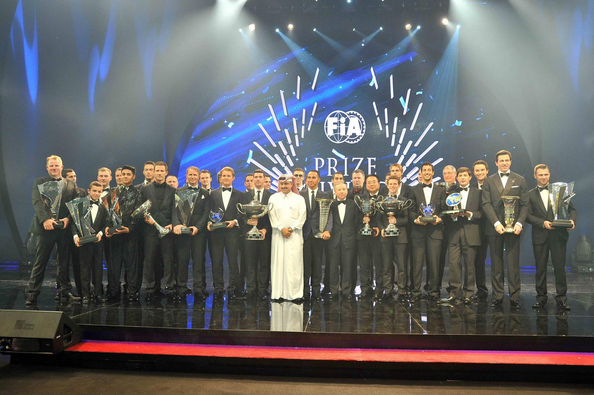 QatarAirways proudly sponsored the FIAPrizeGiving Ceremony & General Assembly held in Qatar.