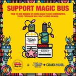 RT @MagicBusIndia: Buy a limited edition @kiehls product this #holiday season and put a smile on a child's face.