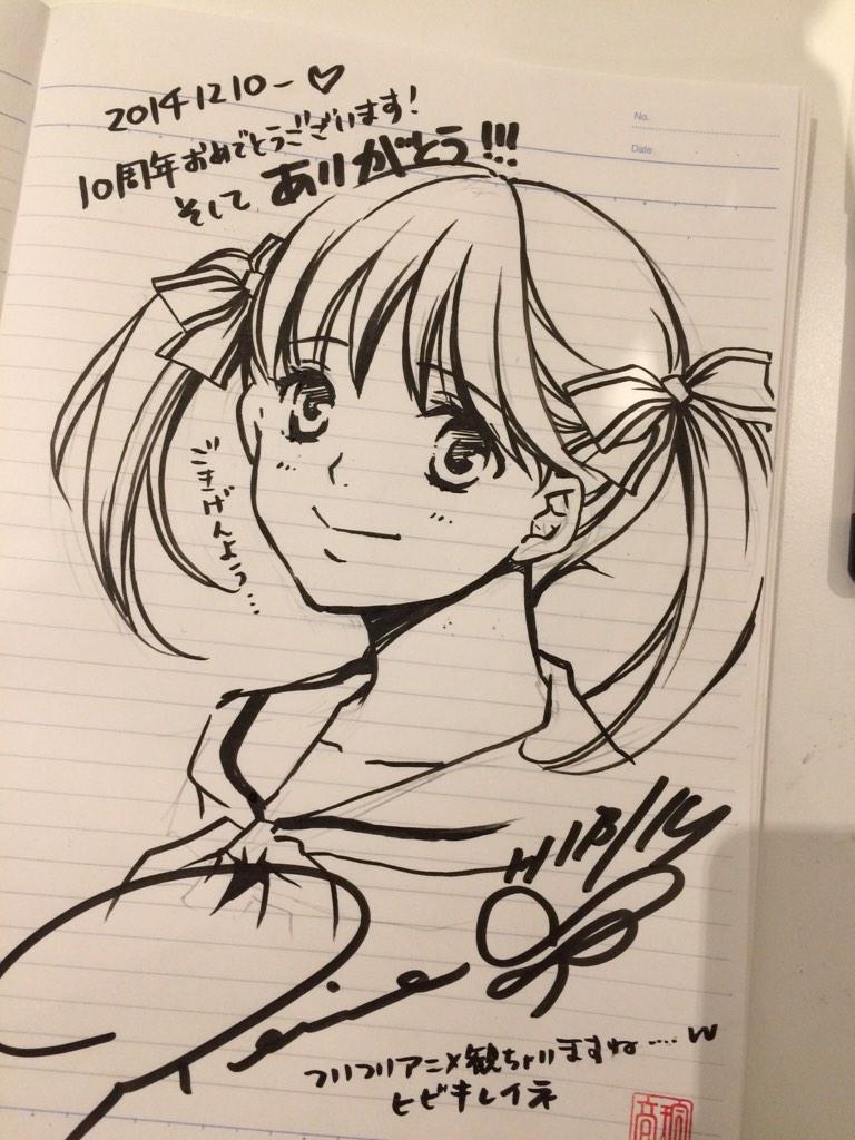 ノートがあった!!ので描いた……!(`・ω・´)✨ http://t.co/s82opwAKRB