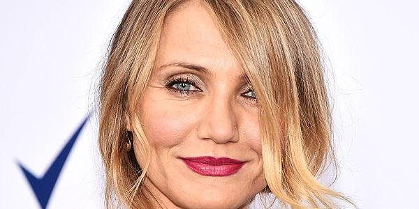 Our WCW is Cameron Diaz and her very berry lips