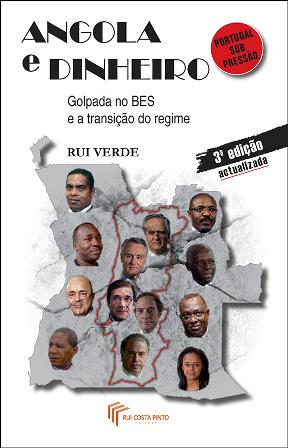 LIVROS Angola e Dinheiro, de Rui Verde Face Oculta Com Rostos, de Joaquim Gomes http://t.co/GAY8AT4Q1K