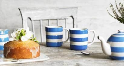 Tea for two? We have an iconic @cornishware tea set to give away! http://t.co/uFYvGrJ3qk #Competition Please RT http://t.co/pl6M0ylli8