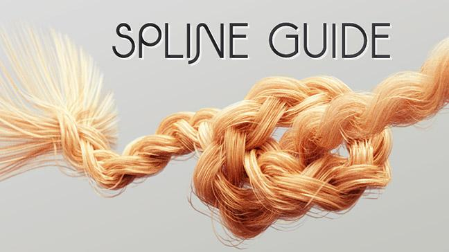 Really cool free #C4D Plugin called Spline Guide for aligning hair to a spline. Dig it! http://t.co/KNne5RMHJJ http://t.co/NI3rtLThX8
