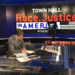 RT @ABC: LIVE: #RaceAndJustice in America.  @GStephanopoulos moderates @ABC Town Hall with @facebook: http://t.co/JRybQXm28D http://t.co/7M…