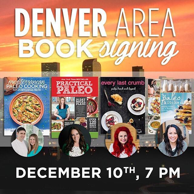 Instagram: http://t.co/YguNOPqZDX | DENVER!!! Tonight we are in Highlands Ranch @tatteredcover - 7pm - see you ... http://t.co/w0ojhC4Czq